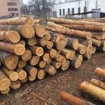 Продам лес круглый хвойный и березовый пиловочник, Нижний Новгород