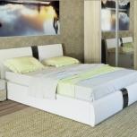 Интерьерная кровать с мягкой спинкой новая, Нижний Новгород