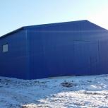 Каркасно-тентовые ангары и склады от производителя, Нижний Новгород