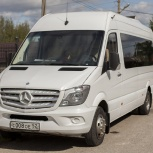 Аренда и заказ микроавтобусов с водителем, Нижний Новгород