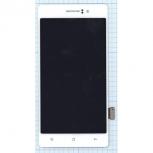 OPPO Модуль (дисплей+тачскрин) для телефона Oppo R5, Белый (White), Нижний Новгород