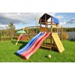Москва Детская игровая деревянная площадка для дачи «Мадрид 31», Нижний Новгород