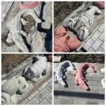 Фигуры из гранитного отсева, Нижний Новгород