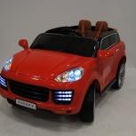 Детский электромобиль Porsche E008KX резина красны, Нижний Новгород