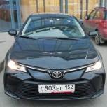 Аренда автомобиля Toyota Corolla на свадьбу, Нижний Новгород