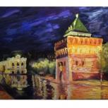 Картины с видами, Нижний Новгород