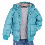 Новые деми куртки д/м Button Blue, 140 и 134 р-р, Нижний Новгород