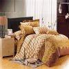 Комплект постельного белья делюкс сатин L81 1.5 спальный, Нижний Новгород