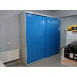 Шкаф-купе металлический для гаража №1, Нижний Новгород