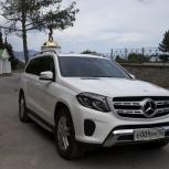 Аренда внедорожника Mercedes GLS на свадьбу, Нижний Новгород