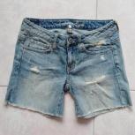 Новые джинсовые шорты, на 40-42, Нижний Новгород