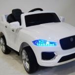 Детский электромобиль Jaguar P111BP белый. Кредит, Нижний Новгород