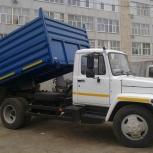 Вывоз снега газоном, Нижний Новгород