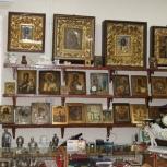 Покупаем иконы, самовары и др. антиквариат, Нижний Новгород
