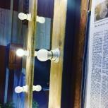 Гримерное зеркало из массива, Нижний Новгород