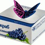 Скраб масляно-солевой Антиоксидантный Виноградный, 250г, Нижний Новгород