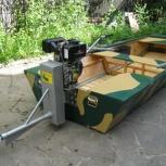 Подвесные лодочные моторы болотоходы Аллигатор, Нижний Новгород