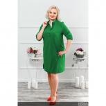 Платье рубашечного типа Дресс код PLUS М-176, Нижний Новгород