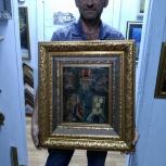реставрация  икон картин студия Сергея Чуфарина, Нижний Новгород