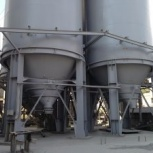 Склад цемента , силос 60 т, диаметр 2.7 м., Нижний Новгород
