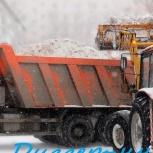 Уборка снега с прилегающей территории., Нижний Новгород