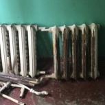 Вывезти чугунные батареи и секции отопления, Нижний Новгород