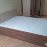 Кровать односпальная 1,6 х 2.0 с матрацем, Нижний Новгород