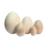 Яйцо для росписи 25*20 заготовка деревянная, Нижний Новгород