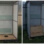 Продаем уличные туалеты, Нижний Новгород