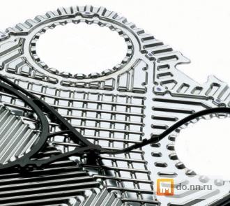 Прокладки к теплообменнику ридан Пластинчатый теплообменник HISAKA UX-161 Северск