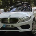 Детский электромобиль BMW белый, Нижний Новгород