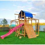Москва Детская игровая деревянная площадка для дачи «Мадрид 1», Нижний Новгород