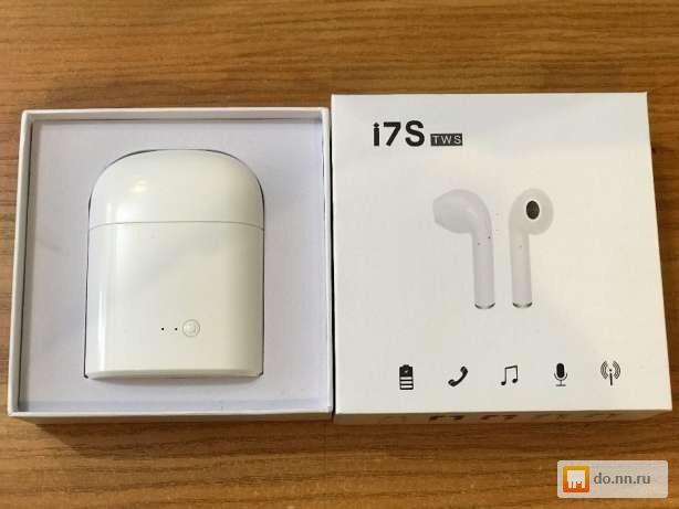 Беспроводные наушники-реплика apple airpods i7s tws original Цена ... 4fb23c616b810