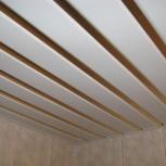 Алюминиевый реечный подвесной потолок, Нижний Новгород