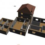 Построим коттедж на вашем участке из материалов собственного про-тва, Нижний Новгород