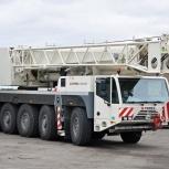 Аренда автокрана 120 тонн 60(69) метров, Нижний Новгород