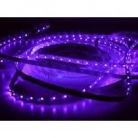 Ультрафиолетовая светодиодная лента 3528 60LED IP33, Нижний Новгород