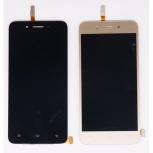 VIVO Модуль (дисплей+тачскрин) для телефона Vivo Y53, Черный (Black), Нижний Новгород