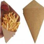 Упаковка для бургеров с логотипом, Нижний Новгород