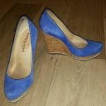 Туфли женские Luxury Rebel Selma Blue, Нижний Новгород