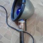 Продам лампу с синим светом.ссср, Нижний Новгород