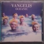 CD - Vangelis - Oceanic (оригинальный), Нижний Новгород