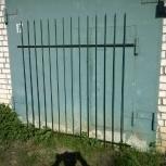 Забор ограды, Нижний Новгород