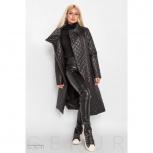 Осеннее стеганое пальто, Нижний Новгород