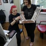 Школа парикмахеров, Нижний Новгород