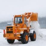 Снегоуборочная техника, Нижний Новгород