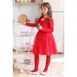 Детское платье из жаккарда, Нижний Новгород