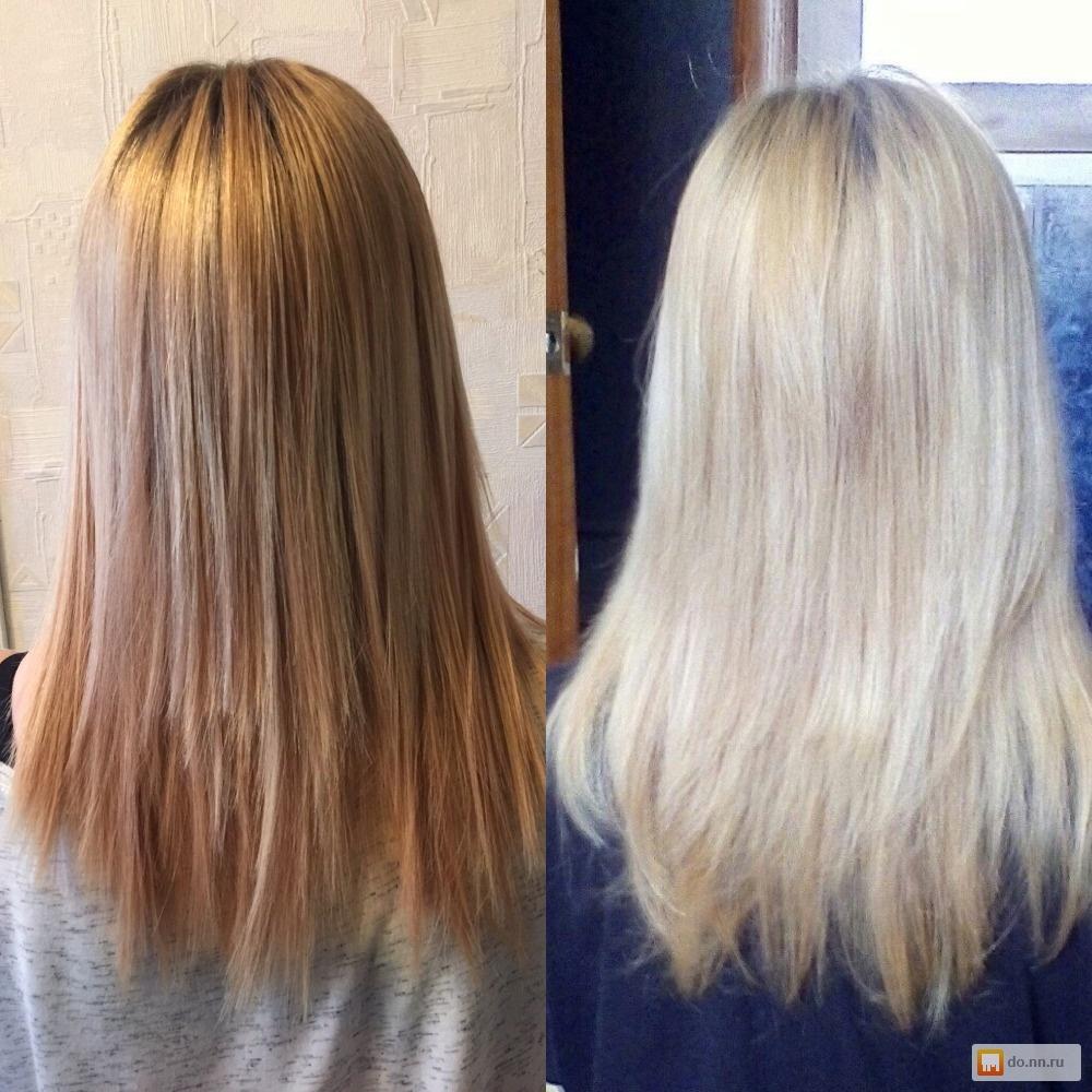 Кератиновое выпрямление волос нижний новгород цена