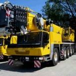 Аренда автокрана GROVE GMK 5220 220 тонн 68(89) метров, Нижний Новгород