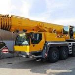 Аренда автокрана liebherr ltm-1090 90 тонн 50(69) метров, Нижний Новгород
